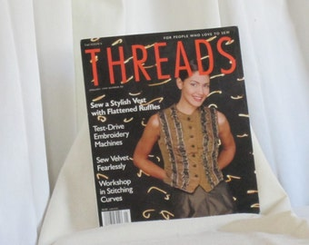 Threads Magazine # 80 from January 1999