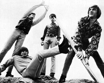Vintage The Monkees image