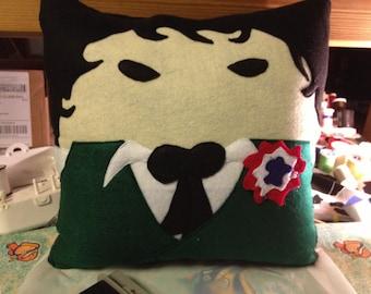 Les Miserables Grantaire Pillow
