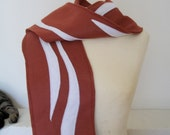 Wrap Yourself In Bacon...Wool Felt Scarf