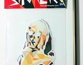Star Wars, 5 x illustrated die cut sticker packs