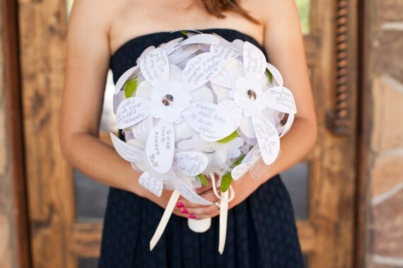 Petal Wishes Bouquet The Wedding Rehearsal By