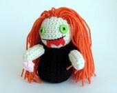 Cuddly Zombie Doll