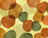 Jewel Autumn Leaves - Shades of the Season 6 - Robert Kaufman - Fat Quarter