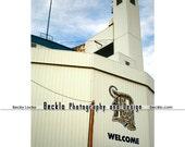 Tiger Stadium Detroit photograph Trumbull Michigan Corktown