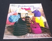Trendsetting Totes Crochet Patterns 8 Designs in Cotton Yarn