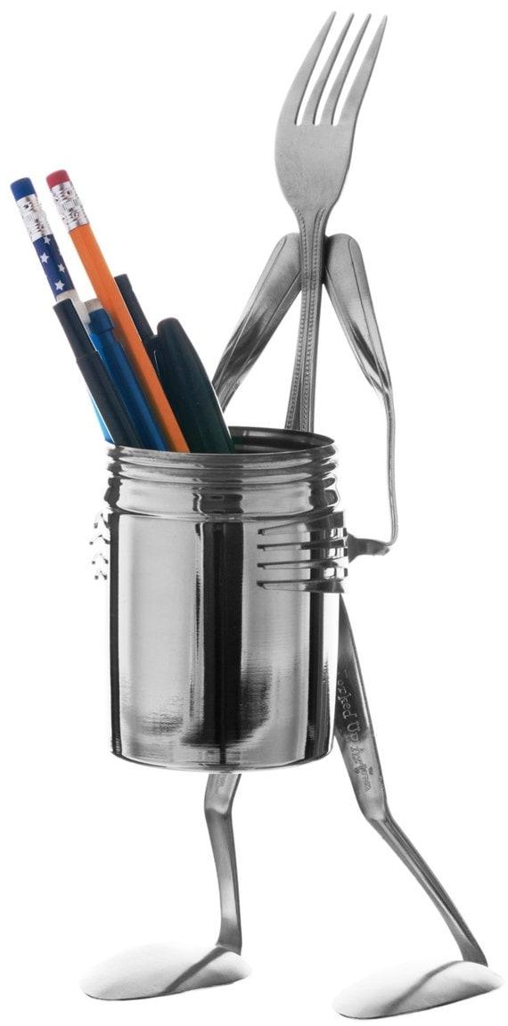 Pencil Cup Holder - Fork
