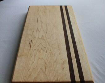 Maple & Walnut Cutting Board
