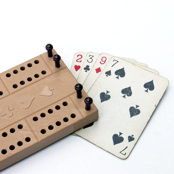 instructions for playing cribbage