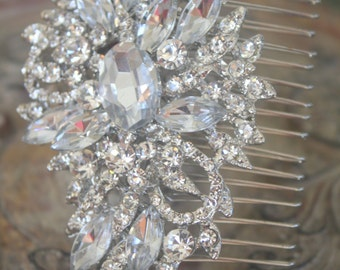Bridal Hair Comb, Wedding Hair Comb, Wedding Hair Accessories, Bridal Comb, Crystal Wedding Comb, Bridal Headpiece, Bridal Hair