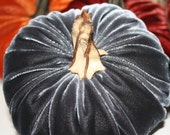 Make Your Own Pumpkins and Stems - PDF for Pumpkins and  Realistic Fabric Stems