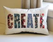 Create pillow