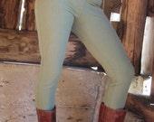 Luscious Leggings-Hemp and Organic Cotton stretch by Hempress Arise