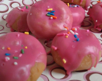 Frosted Sprinkled Doughnut Wax Tart Melts