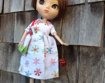 Xmas 13. Supplice snowflake dress