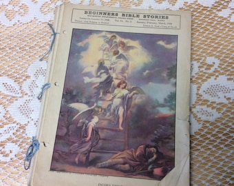 Packet of Bible Stories - 1920's