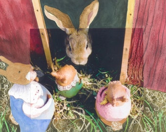 Original Children's Book, Harvest Picture Book, Pumpkin Farm Pig Story for Kids