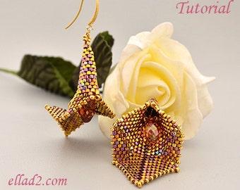 Tutorial Lilly Earrings