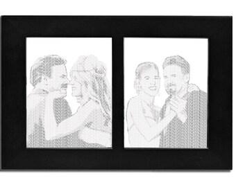 Wedding Vows Art First Dance Lyrics First Dance Song 1st Anniversary Gift Wedding Song Lyrics Song Lyric Custom Word Art on Art Paper 8.5x11