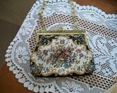 Petitpoint Handbag