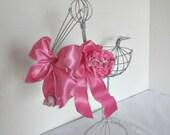 Unique Baby shower  stork centerpiece and deccoration pink or blue baby shower centerpiece