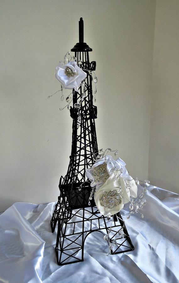 Paris party decoration eiffel tower parisian centerpiece for Eiffel tower decorations for the home