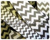 "Charcoal Chevron Glitter ribbon 7/8"" or 1.5"" You Choose Width  grosgrain blow craft supply ribbon- US designer trim"