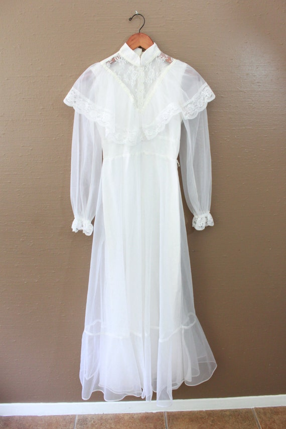 Etsy vintage style wedding dresses for Etsy dresses for weddings