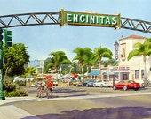 Encinitas California by Mary Helmreich
