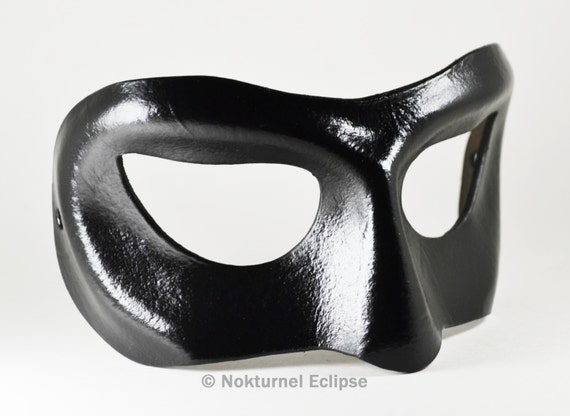 Black Lone Ranger Leather Mask Masquerade Kato Comic Con Costume Justice League Cosplay Superhero Halloween - Available In Any Basic Color
