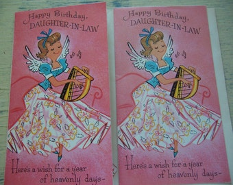 happy birthday daughter in law card