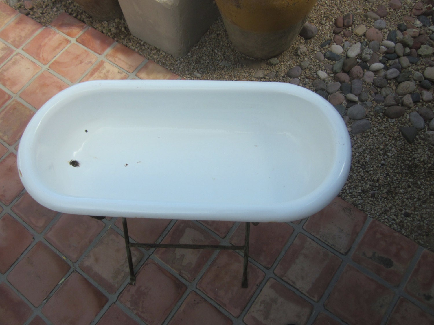 ... Reproduction Vintage Baby Bath Tub With Stand Download ...