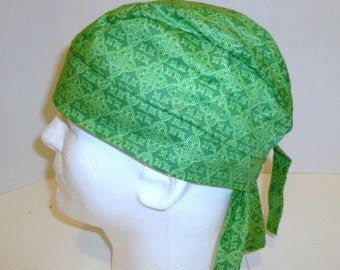 Celtic Cross Skull Cap