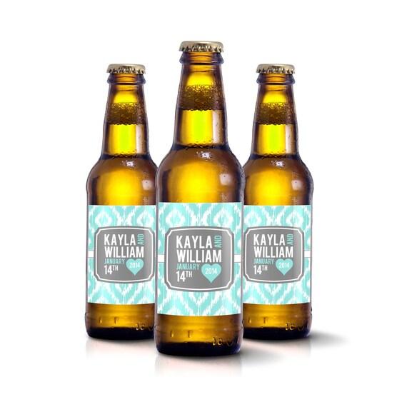 Custom Beer Bottle Labels Personalized Wedding By: Custom Beer Bottle Labels Personalized Wedding Favors Beer