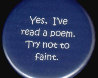 Serenity Poem Quote Button