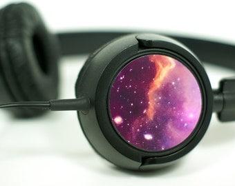 Royal Space Custom Headphones