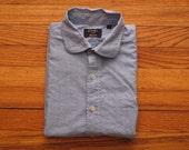 Gitman brothers spread collar shirt