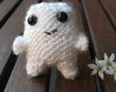 Little Cuddly Knitted Adipose, inspired by Dr Who