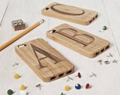 Personalised Initial Case For iPhone