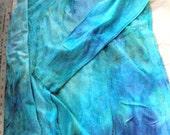 SALE:Fine Double Knit Cotton Long Sleeve Shirt