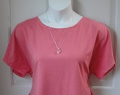 XS - 3X French Terry- Breast Cancer-Mastectomy  Post Surgery Clothing / Shoulder - Heart Surgery / Rehab Shirt / Breastfeeding -Style Tracie