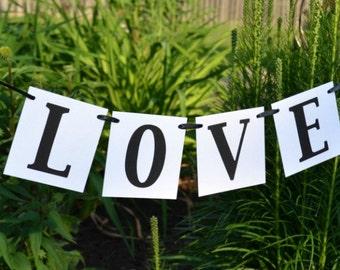 Love   ..   Love Banner   ..   Love sign   ..  wedding banner  ..    engagement   ..  photo