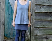 Hemp and Organic Cotton Swing Tank