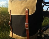 Touring Panniers (pair) with shoulder strap