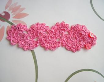 Pink Cuff / Bracelet