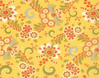 High Street - Eloise in Lemonade by Lily Ashbury for Moda Fabrics - Last Yard