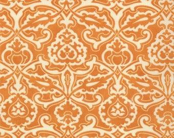 Honeysweet - Scrollwork in Persimmon by Fig Tree & Co for Moda Fabrics - Last Yard