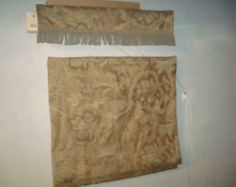 Top Down Bottom Up Roman Shade made to order