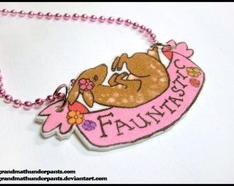 Fauntastic Necklace