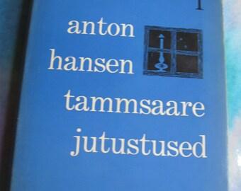 A H Tammsaare JUTUSTUSED 1957